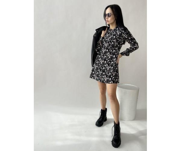 Жіночий плаття freedom black 35-3+