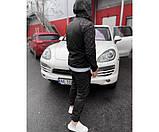 Спортивний костюм LV black/grey, фото 3
