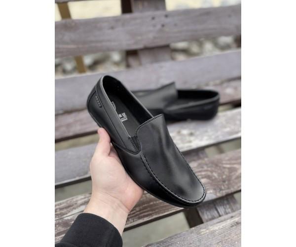Мокасины leather full 29-2