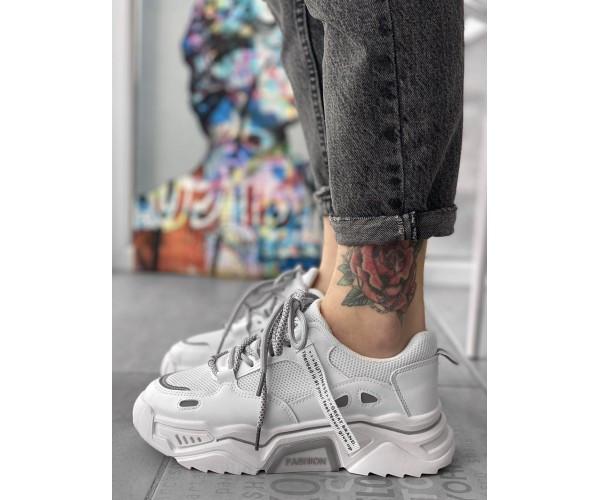 Жіночі кросівки CK white 30-2