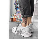 Жіночі кросівки CK white 30-2, фото 3