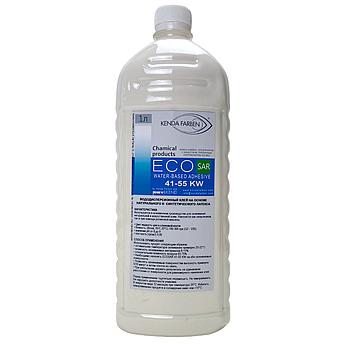 Клей ECOSAR41-55KW на основі натурального і синтетичного латексу (без запаху) Італія 1л