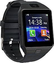 Смарт-часы UWatch DZ09 Black (50701)