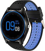 Смарт-часы UWatch V9 Blue (59927)