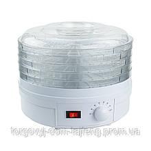 Сушарка для овочів і фруктів Supretto з терморегулятором 250 Вт (А012)