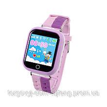 Смарт-часы UWatch Q100S GPS Pink (2965-7829)