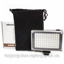 Накамерне світло Ulanzi FT-96LED постійний для фото та відеокамер (3065-8792a)