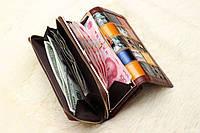 Женский кошелек из натуральной кожи. Модель 05222, фото 6