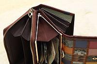 Женский кошелек из натуральной кожи. Модель 05222, фото 8