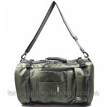 Рюкзак-сумка дорожная KAKA 2050 D 40л Green (4216-12282a)