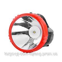 Світлодіодний ліхтар-прожектор YAGE YG-5501 Black + Red (4839-13830a)