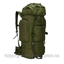 Рюкзак тактичний AOKALI Outdoor A21 65L Green (5363-16784a)