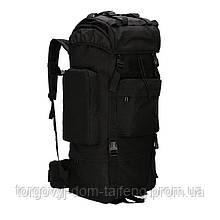 Рюкзак тактичний AOKALI Outdoor A21 65L Black (5363-16746a)