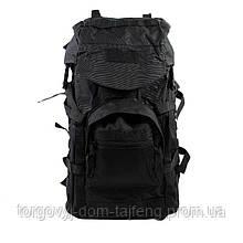 Рюкзак тактичний AOKALI Outdoor A51 50L Black (5366-17005a)