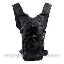 Рюкзак тактический AOKALI Outdoor B10 20L Black (5365-17011a)