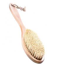 Щітка для сухого масажу дерев'яна (n-766)