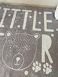 """Безкоштовна доставка! Килим в дитячу Маленький ведмідь """"200х290см., фото 5"""