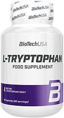 BioTech (USA) L-Tryptophan, Триптофан (60 капс.)
