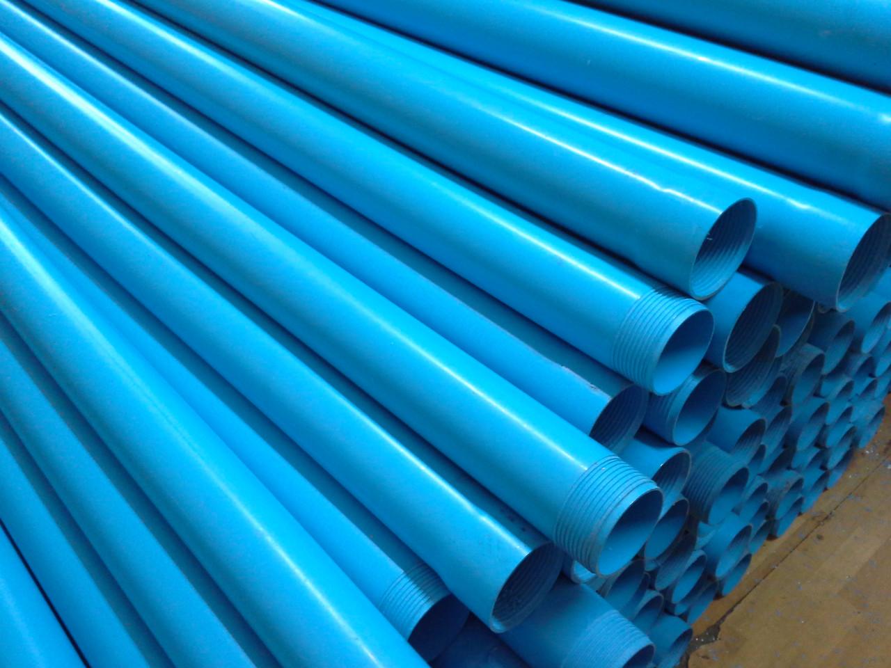 Обсадная труба для скважин Ø 140 мм, стенка 6.5 мм