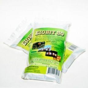 Біовіт-80 (1кг) кормовий антибіотик