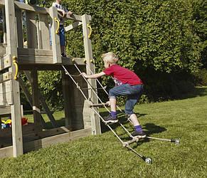 Модуль Сітка NET до дитячого майданчика Blue Rabbit, фото 2