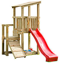 Дитячий майданчик Blue Rabbit Cascade з 2 гірками