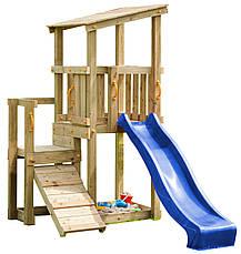 Дитячий майданчик Blue Rabbit Cascade з 2 гірками, фото 2