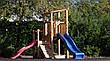 Дитячий майданчик Blue Rabbit Cascade з 2 гірками, фото 5