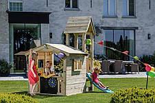 Дитяча ігрова вежа з будиночком Blue Rabbit LOOKOUT, фото 3