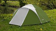 Палатка Acamper Acco 4 Pro, 3500 мм, зеленая