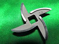 Нож стальной к электромясорубке Ротор, Дива, Аксион,PANASONIC