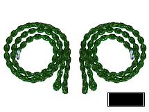 Набір цепов з покриттям з гуми для гойдалок 180 см, фото 2