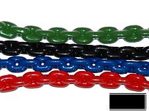Набір цепов з покриттям з гуми для гойдалок 180 см, фото 3