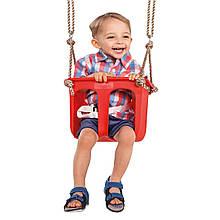 Гойдалки для дітей із захистом KBT Rigid