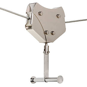 Рукоятка каретки для канатної дороги Zip Wire KBT, фото 2
