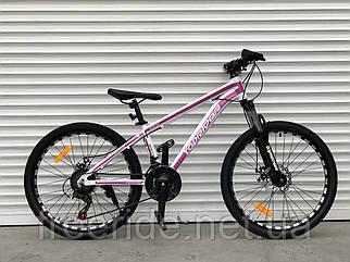 """Детский алюминиевый велосипед Toprider """"680"""" 20 (12) Shimano"""
