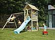 Дитячий майданчик Blue Rabbit KIOSK + SWING, фото 2
