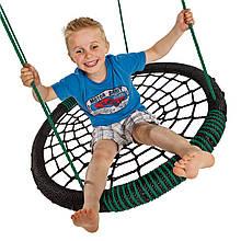 Дитячі гойдалки-гніздо OVAL KBT 108 x 83 см