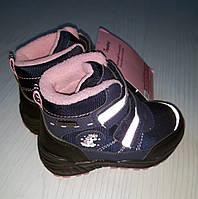 Осень-зима  ботинки Іmpidimpi Германия для девочки 22 размер