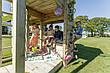 Ігровий дитячий майданчик Blue Rabbit PALAZZO + SWING, фото 4