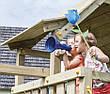 Дитячий майданчик Blue Rabbit PAGODA + CHALLENGER, фото 3