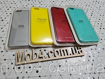 Глянцевый Силиконовый чехол Molan Cano для Apple iPhone 6 Plus РАСПРОДАЖА