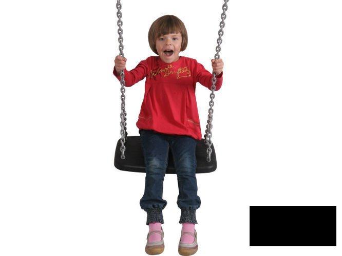 Гойдалки великі XXL на ланцюгах для дитячих майданчиків
