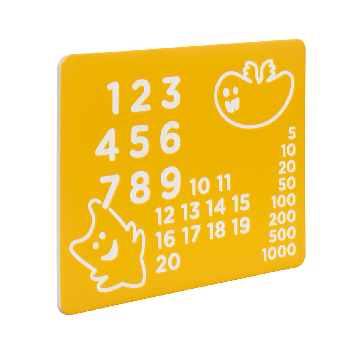 Ігрова HDPE панель Цифри KBT