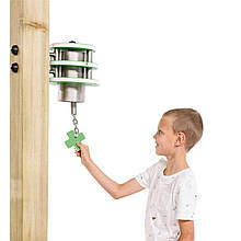 Дзвін X з нержавіючої сталі KBT lля дитячого майданчика