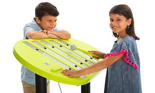 Ксилофон 'Echo Piano' для дитячих ігрових майданчиків і кімнат