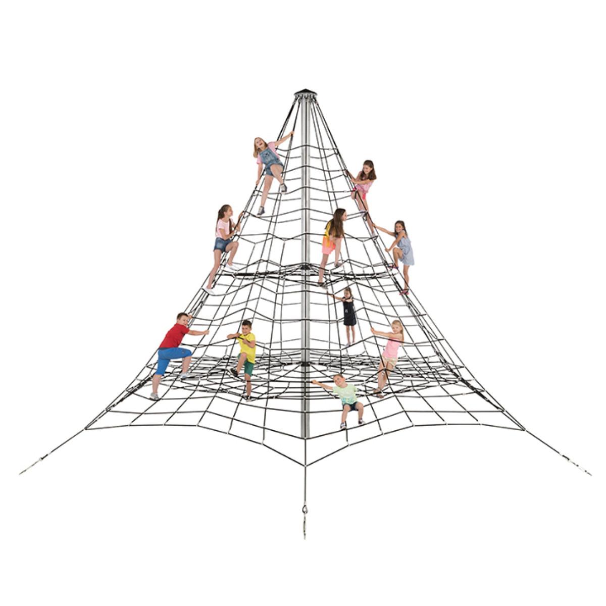 Пирамида из армированого каната 5,5 метра