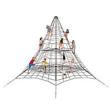 Піраміда з армированого каната 5,5 метра