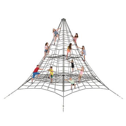 Піраміда з армированого каната 5,5 метра, фото 2