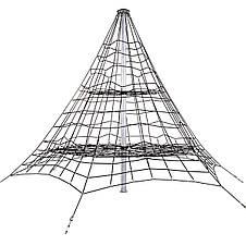 Мотузкова Піраміда з каната 5 метра висота, фото 2